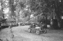 AUSTIN 7 Special J.A.H.Stiff, Dancer's End Hillclimb 1938 . Photo
